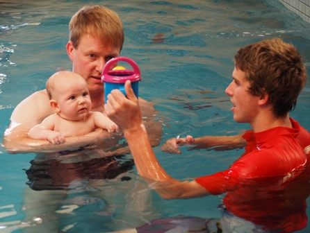 Image result for What is the Right Age for Swimming?